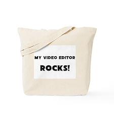 MY Video Editor ROCKS! Tote Bag
