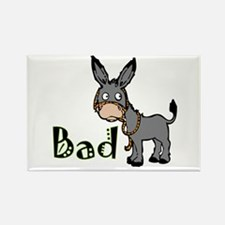 Bad Ass T-Shirts, Gifts & App Rectangle Magnet