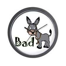 Bad Ass T-Shirts, Gifts & App Wall Clock