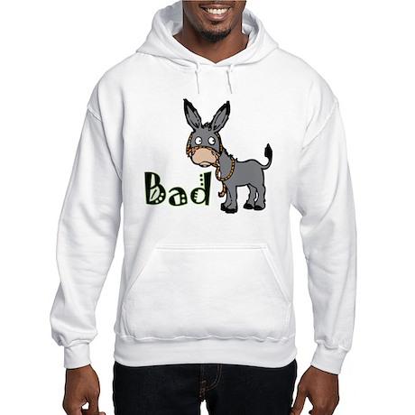 Bad Ass T-Shirts, Gifts & App Hooded Sweatshirt