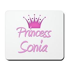 Princess Sonia Mousepad