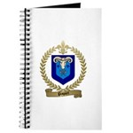PAQUET Family Crest Journal