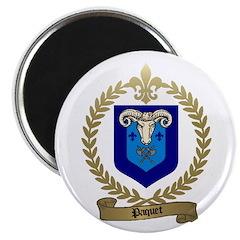 PAQUET Family Crest Magnet