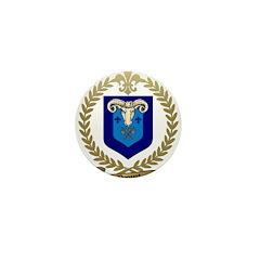 PAQUET Family Crest Mini Button (100 pack)