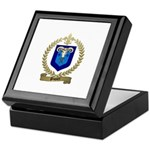PAQUET Family Crest Keepsake Box