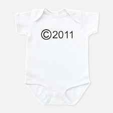 Copyright 2011 Infant Bodysuit