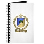 PARADIS Family Crest Journal