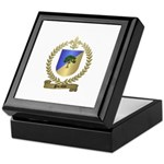 PARADIS Family Crest Keepsake Box