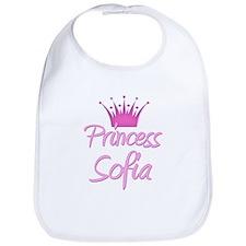 Princess Sofia Bib