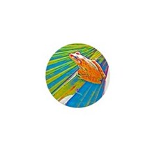 Streamside Turkeys Rectangle Magnet (10 pack)