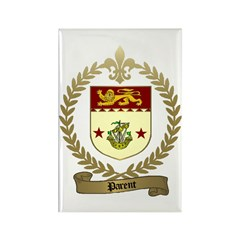 PARENT Family Crest Rectangle Magnet (100 pack)