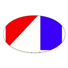 Named AMC Logo Oval Decal