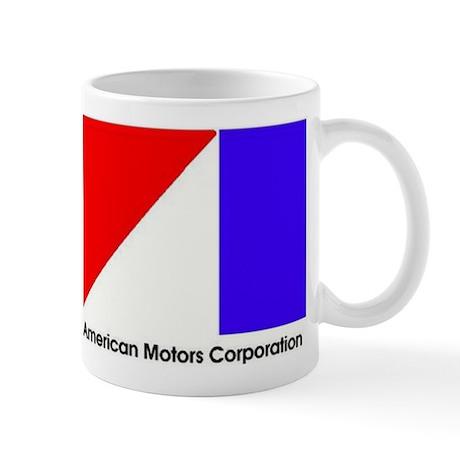 Named AMC Logo Mug
