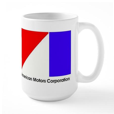 Named AMC Logo Large Mug