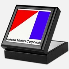 Named AMC Logo Keepsake Box