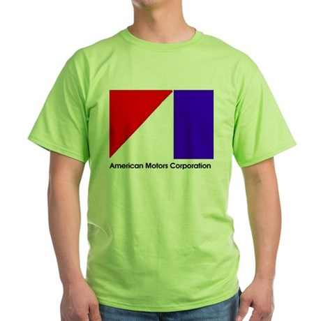 Named AMC Logo Green T-Shirt