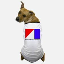 Named AMC Logo Dog T-Shirt