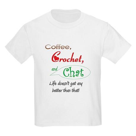 coffeecrochetchat102008 T-Shirt