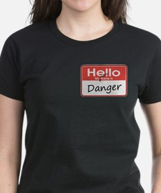 My Middle Name is Danger Tee