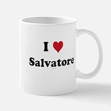 I love Salvatore Mug