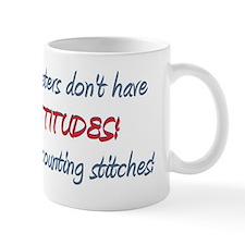 Cute Stitching Mug