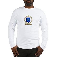 PARENTEAU Family Crest Long Sleeve T-Shirt