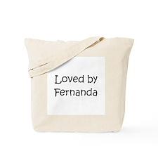 Unique Fernanda Tote Bag