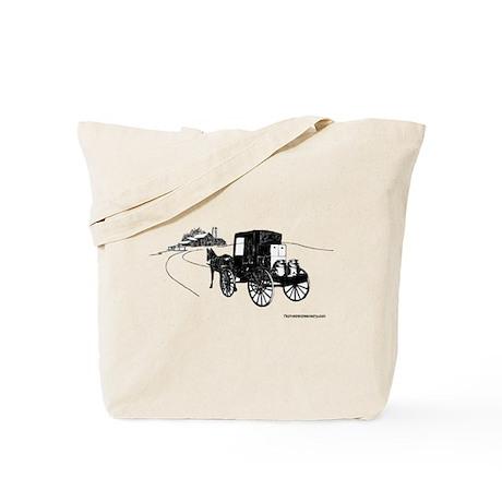 logo sketch Tote Bag