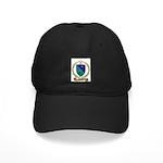 PAUZE Family Crest Black Cap