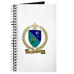 PAUZE Family Crest Journal