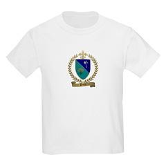PAUZE Family Crest Kids T-Shirt