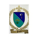 PAUZE Family Crest Rectangle Magnet (10 pack)