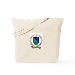 PAUZE Family Crest Tote Bag