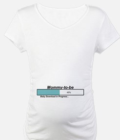 Mom to Be Baby Download Shirt