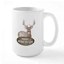 Wildlife Control Specialist Mug