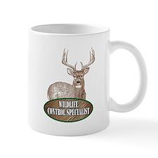 Wildlife Control Specialist Small Mug