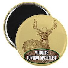 Wildlife Control Specialist Magnet