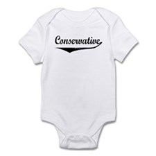 Conservative Infant Bodysuit