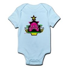 Tappy Holidays For Christmas Infant Bodysuit