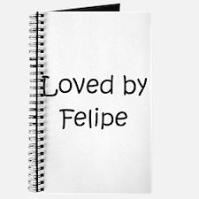 Unique Felipe Journal