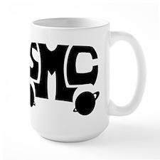 Black SMC Van Logo Mug