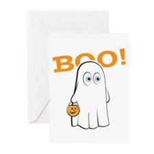 BOO Greeting Cards