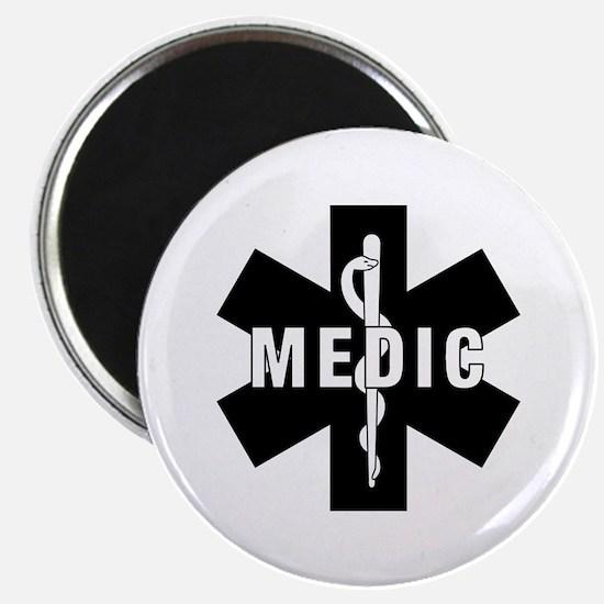 Medic EMS Star Of Life Magnet