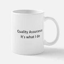 QA Small Small Mug