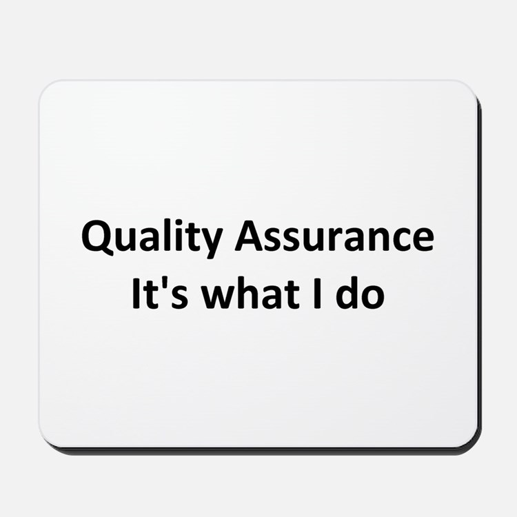 QA Mousepad