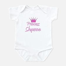 Princess Shyanne Infant Bodysuit