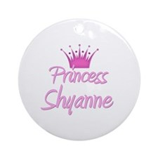 Princess Shyanne Ornament (Round)