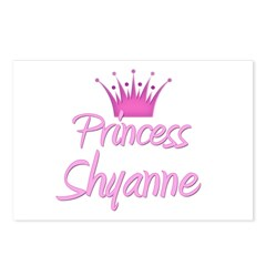 Princess Shyanne Postcards (Package of 8)