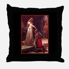 The Accolade Throw Pillow
