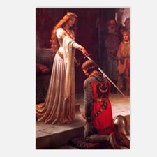 The Accolade Postcards (Package of 8)
